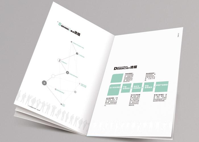 万科-金色领域形象画册内页3