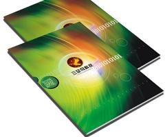 科技行业宣传画册
